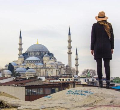 Valide Han Büyük Valide Han Istanbul Secret Rooftop solo female travel