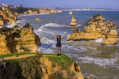 Lagos Portugal Algarve Coast Solo Female Travel Guide Itinerary2