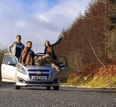 Snowdonia Wales Car Rental London Itinerary