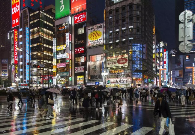 A Tokyo itinerary for first timers