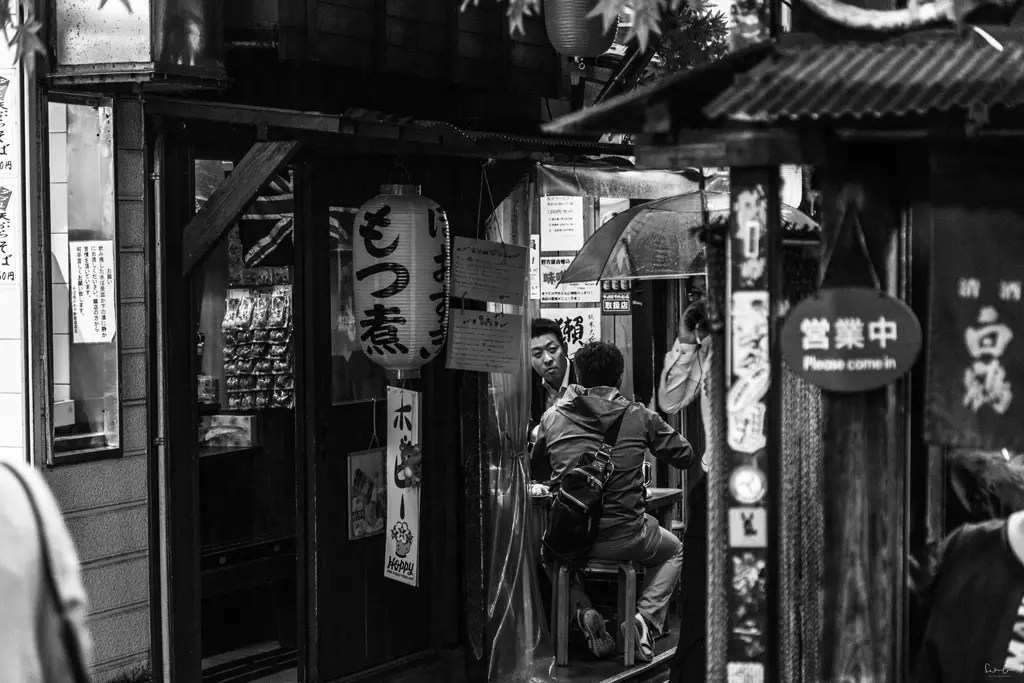 Black And White Photography Japan
