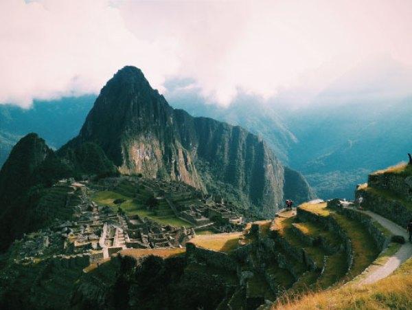 Machu Picchu Suitcase Foodist Travels