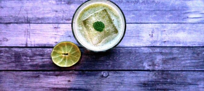 Hatch Chile Mint Limeade