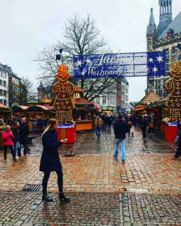 Christmas city break in Aachen Germany