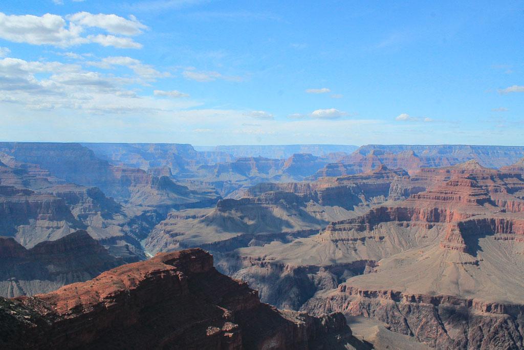 Grand Canyon west usa