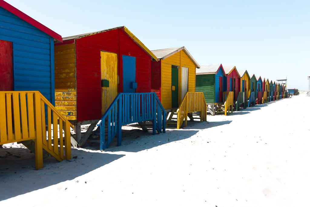 colorful houses muiwenberg