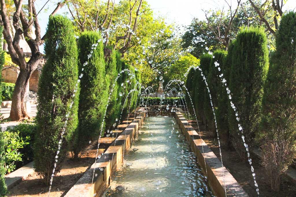 Mallorca gardens