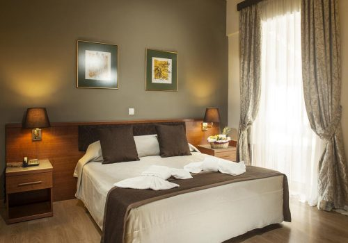 Acropolis Select hotel in athens