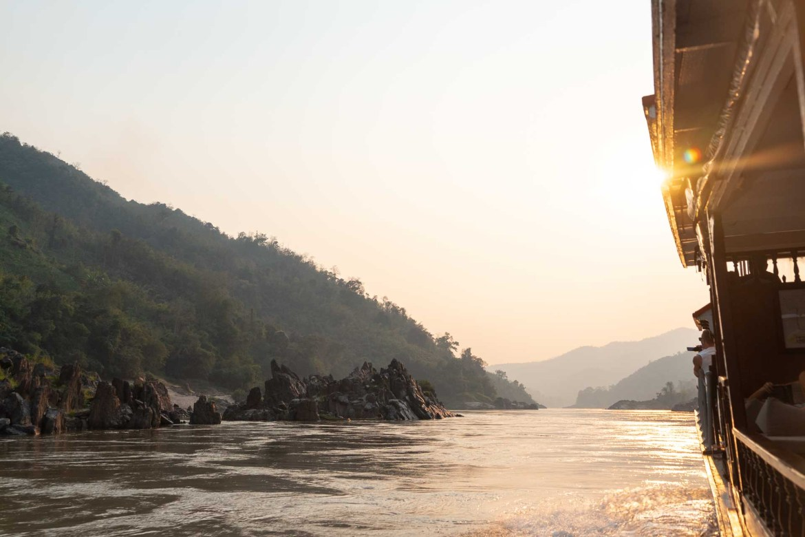 The Luang Say Mekong River Cruise: An Adventure in Laos