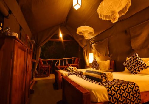 the best hotels in Sri Lanka - Athgira River Camping udawalawe