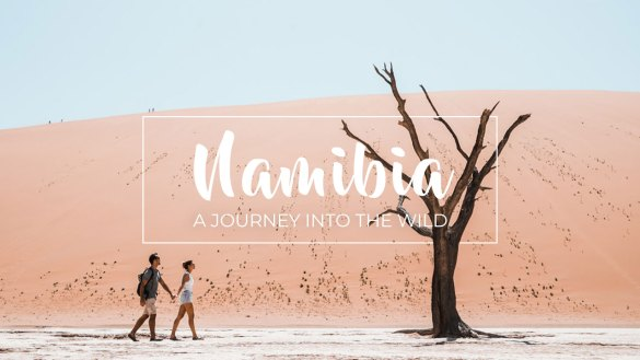 Namibia travel movie