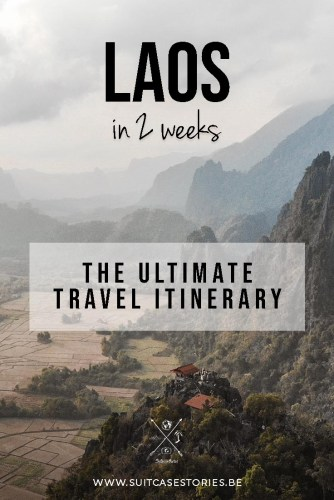 Laos in 2 weeks ultimate travel itinerary