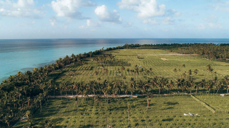 Thoddoo local island