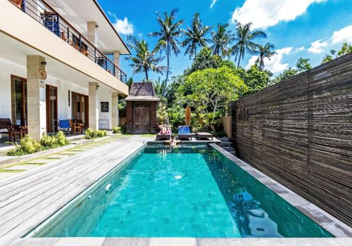 Indahbali Guesthouse