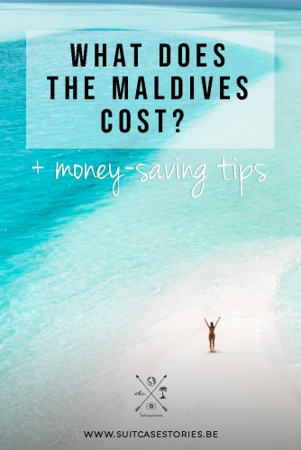 What does the Maldives cost? + money-saving tips