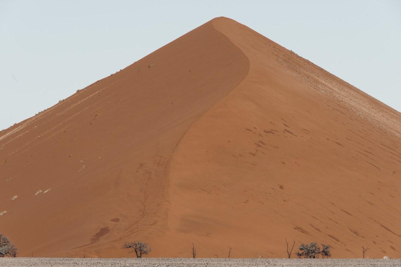 Dune 45 in Sossusvlei