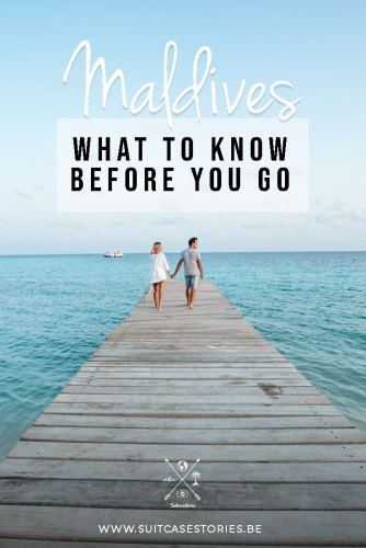 Maldives what to know before you go