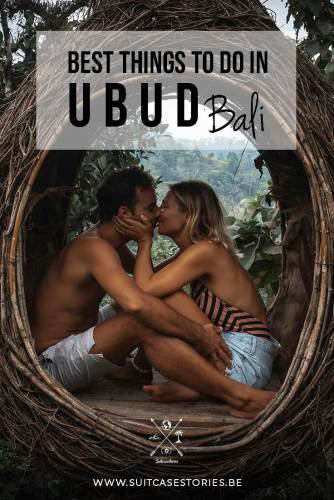 Best things to do in Ubud Pinterest