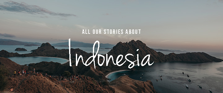 read all stories about indonesia