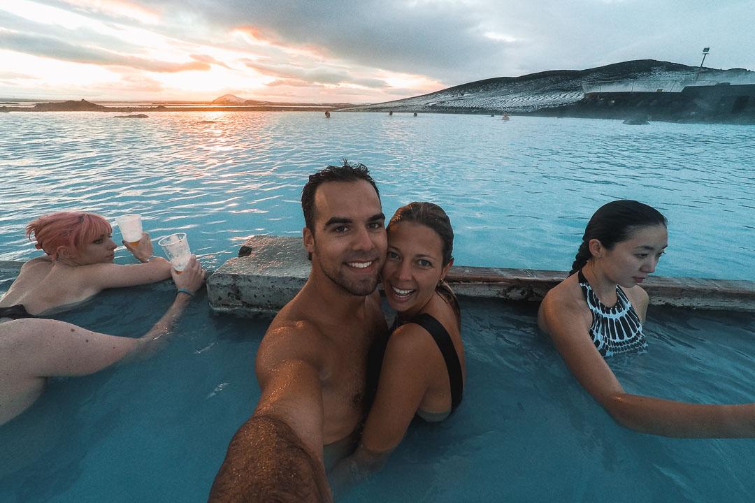 Mývatn Nature Baths Iceland