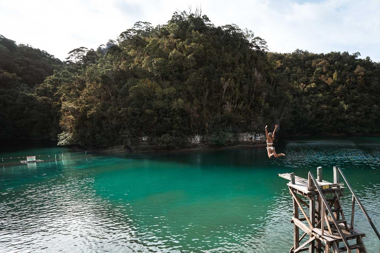Philippines Siargao Sugba Lagoon