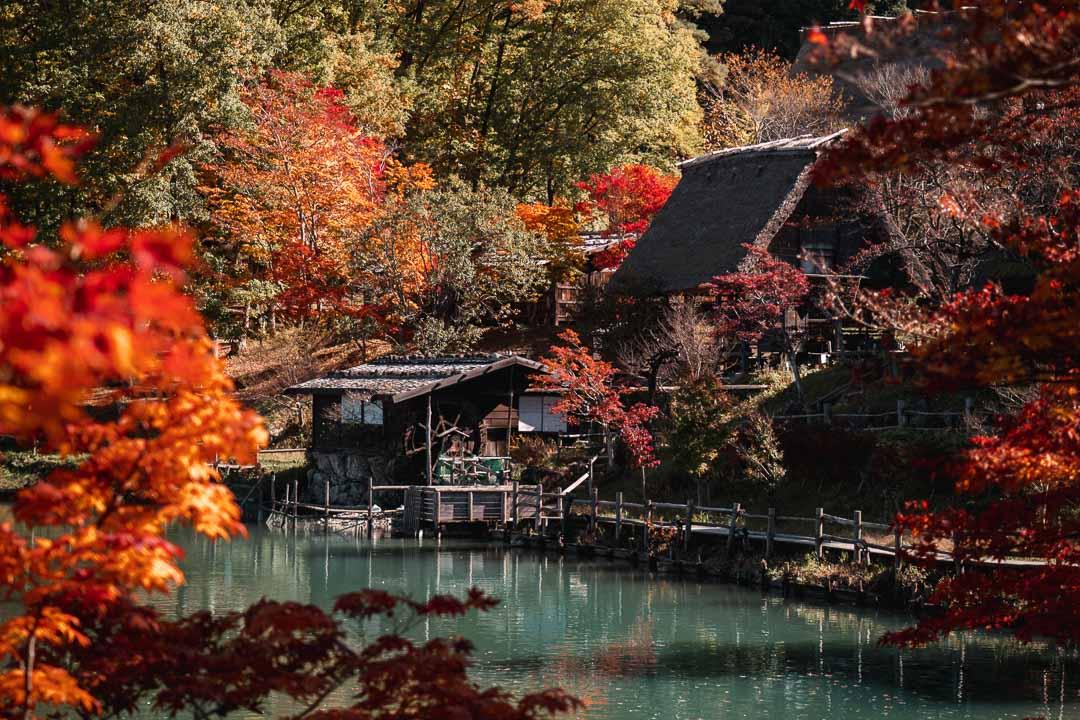 Japan route - Takayama