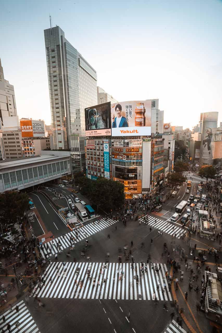 Tokyo - Shibuya Sky Rooftop Deck