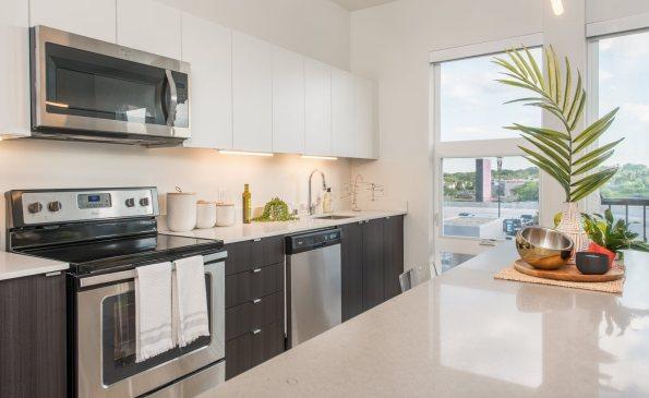 Corners kitchen
