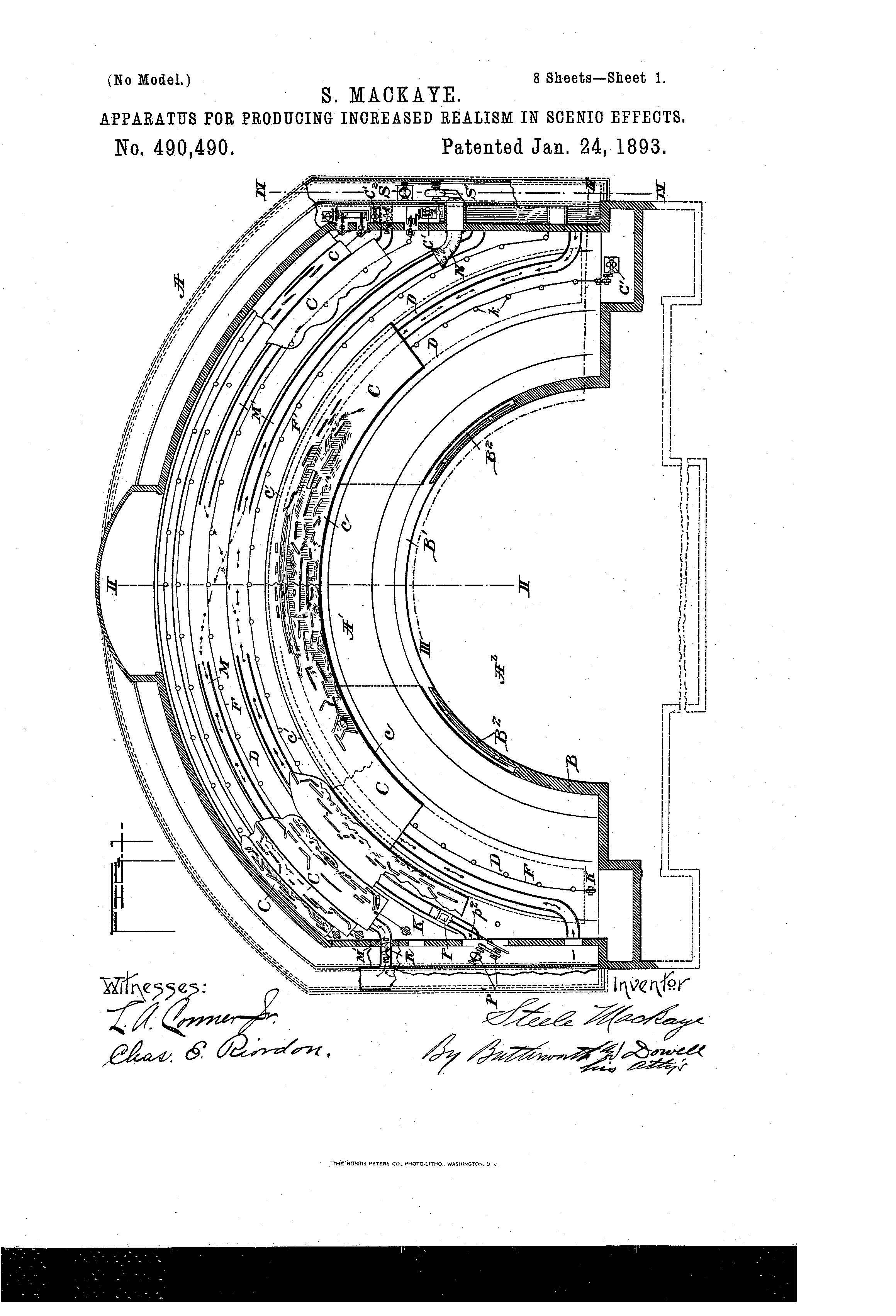 Patent Of The Day Apparatus For Producing Increased
