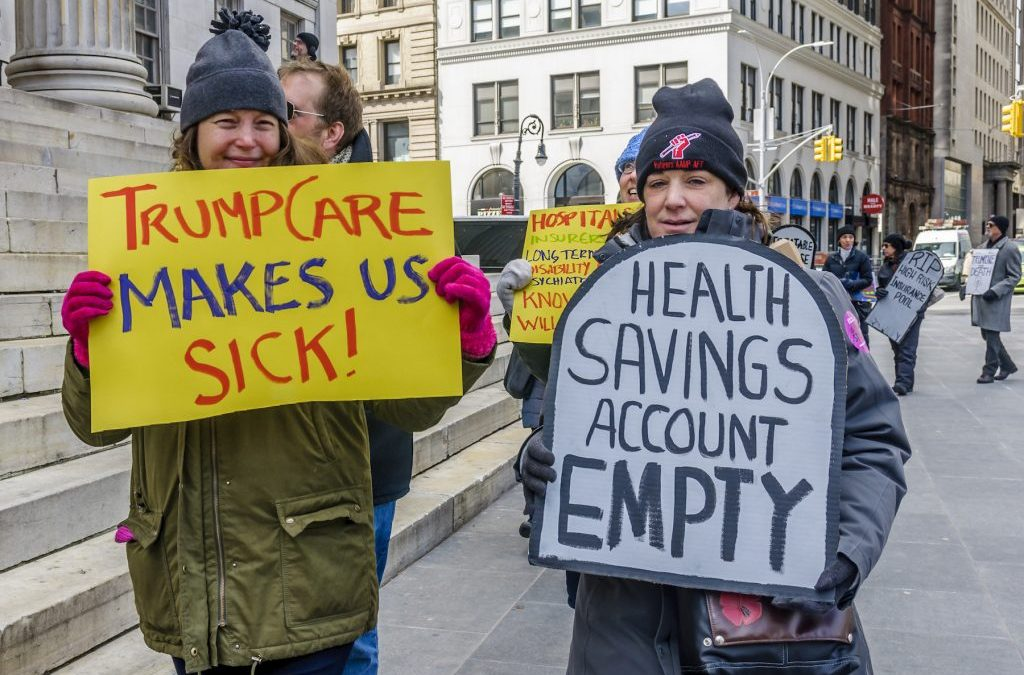 KILL THE BILL…AGAIN: Oppose Graham-Cassidy (Trumpcare 6.0)