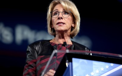 HOLD DEVOS ACCOUNTABLE: Oppose Discrimination in Education