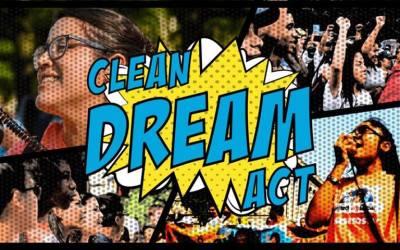 DACA: No Clean DREAM Act, No Budget!