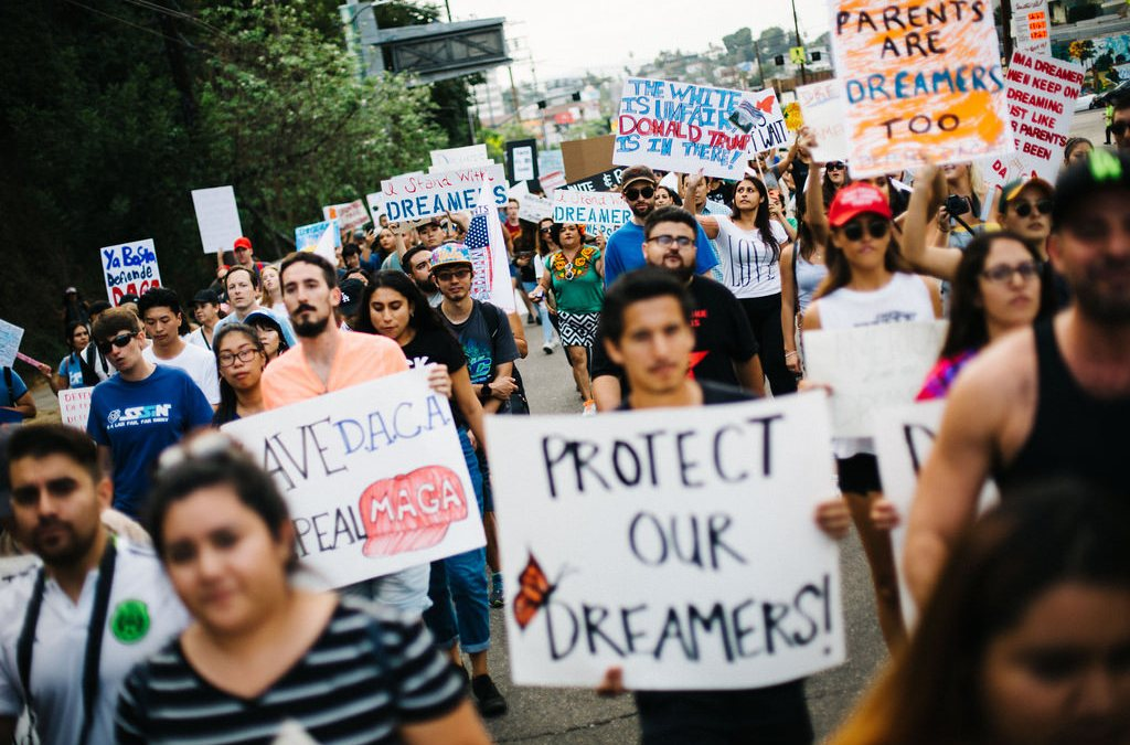 "FIX DACA NOW: Pass Bipartisan ""Phase One"" Bills"