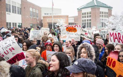 #ENOUGH: Join Maine Protests Against Gun Violence
