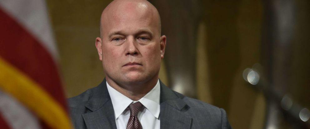 Ten Reasons Matthew Whitaker Should be Out of DOJ