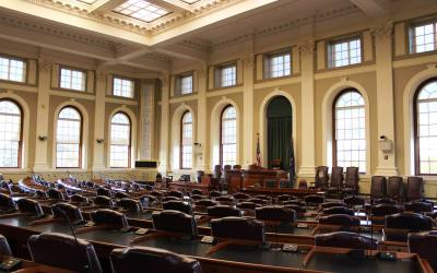MAINE LEGISLATURE ROUNDUP: That's a wrap!