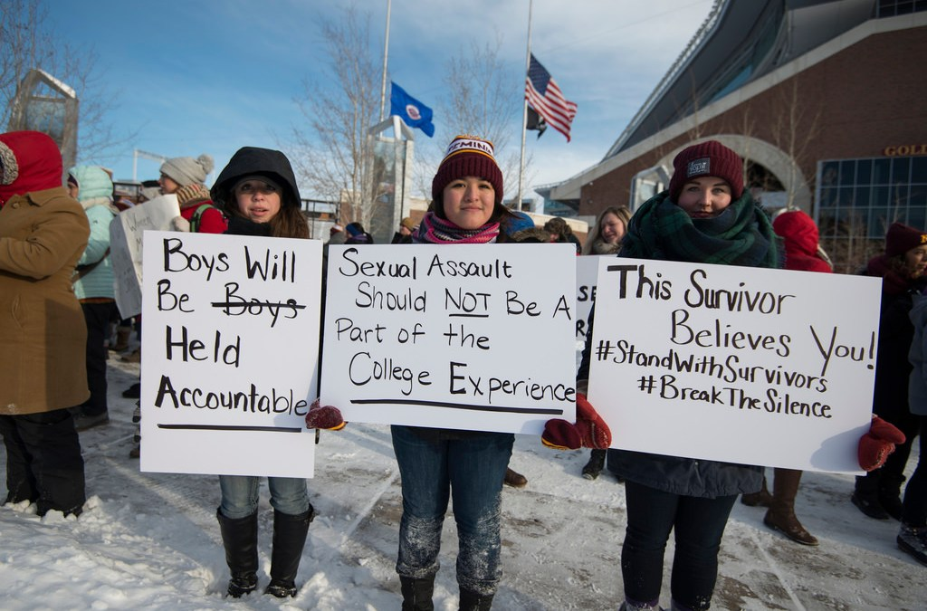 PROTECT TITLE IX: Oppose Protection Rollbacks for Student Survivors