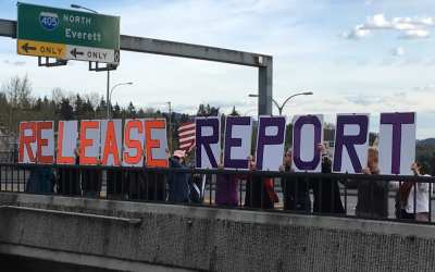 RELEASE THE REPORT: Demand the full Mueller report and attend an April 4 protest