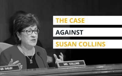 THE CASE AGAINST SUSAN COLLINS