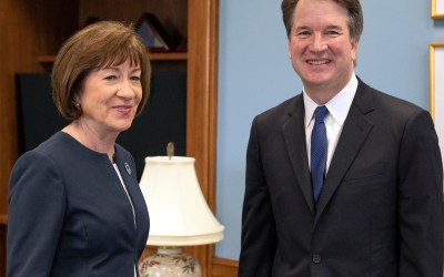 Op-Ed: We're done wasting breath on the likes of Collins and Poliquin