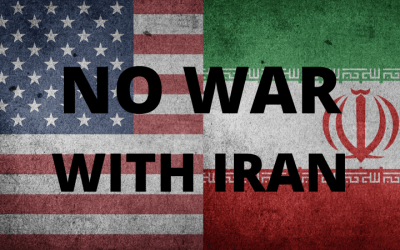 NO WAR WITH IRAN: Tell Congress to Block an Illegal War