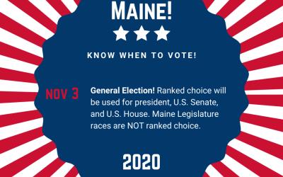 MAINE VOTES 2020
