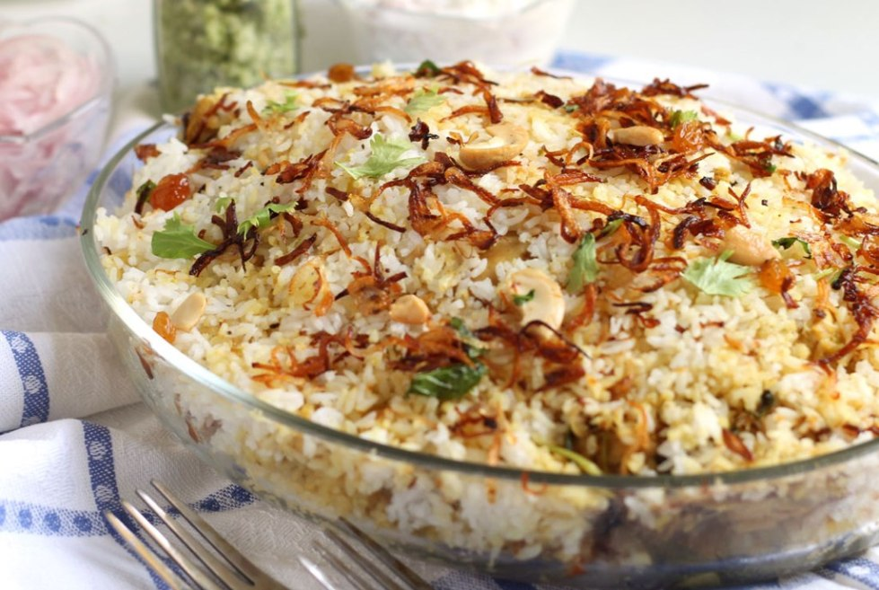 Kozhikodan biriyani or malabar biriyani recipe sujis cooking this is festive season and no festival is complete with out good food todays recipe is a delicious kozhikodan biriyani forumfinder Choice Image
