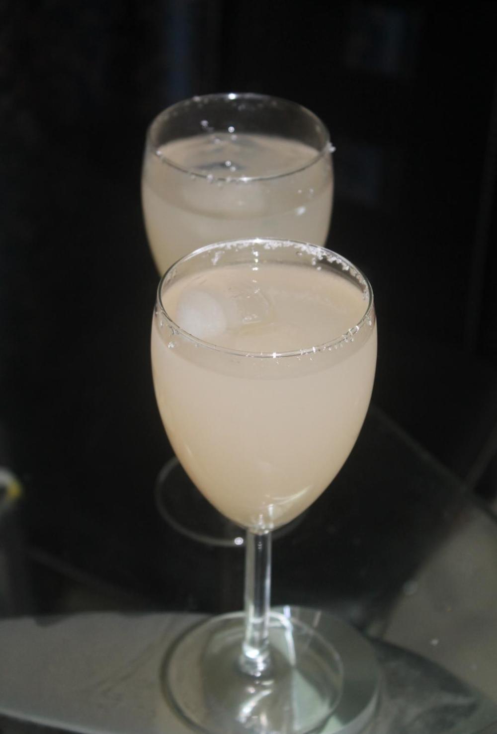 Lemon&ginger juice