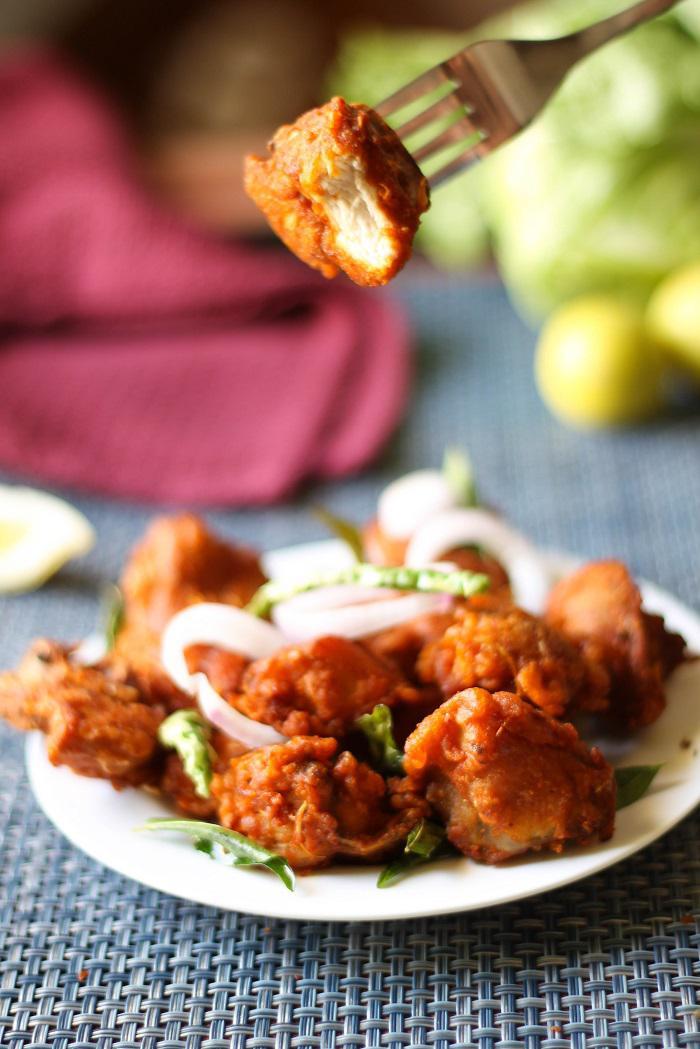 Chicken 65 Recipe Sujis Cooking
