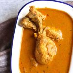 Malabari Chicken:-South Indian Chicken Curry with Roasted Coconut
