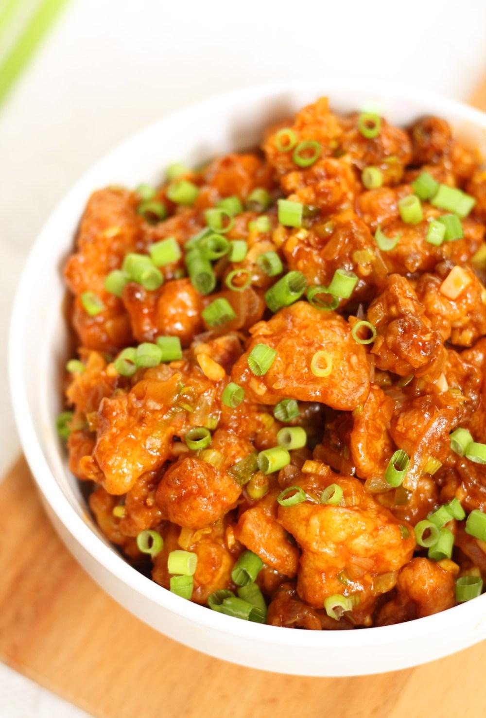 Restaurant style Gobi Manchurian Recipe
