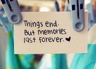memories of year