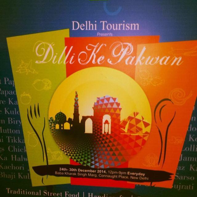 Delhi foods