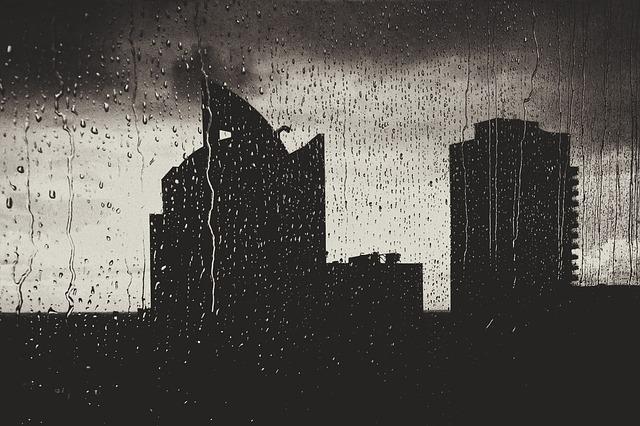 rain emotion story